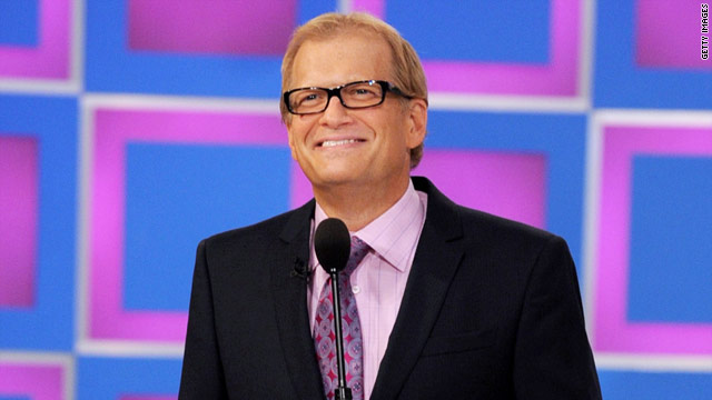 Drew Carey eats first ice cream since January