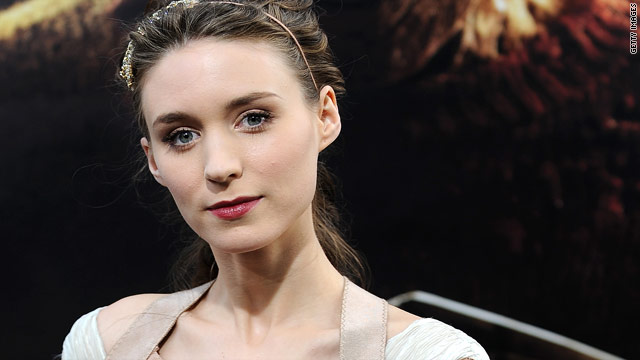 Rooney Mara is the &#039;Girl with the Dragon Tattoo&#039;