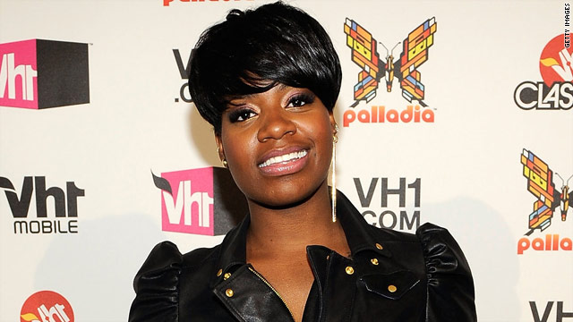 Fantasia gets back to work