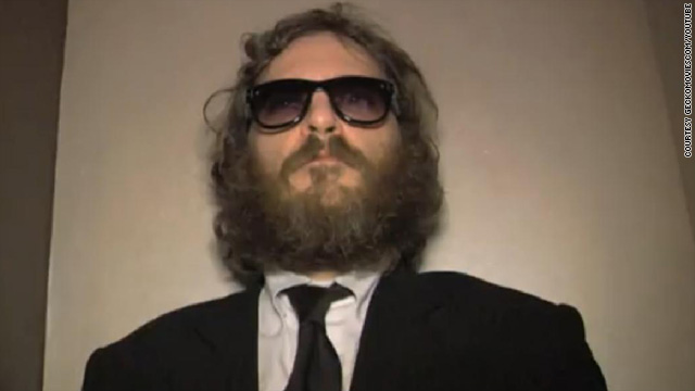 Joaquin Phoenix 'I'm Still Here' trailer hits web