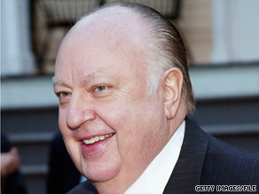 The Democratic Governors Association has written a letter to Fox News chairman Roger Ailes.
