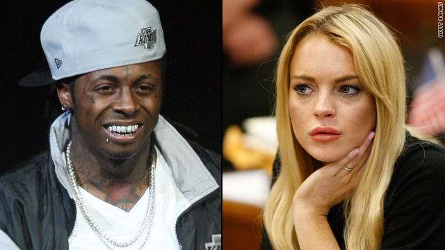Lindsay Lohan has a friend in Lil' Wayne