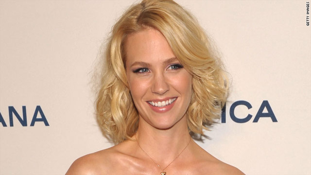January Jones joins 'X-Men'
