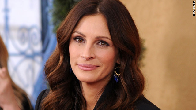 Julia Roberts: Can't we just eat and love?