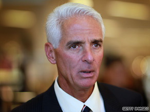 Florida Senate candidate Charlie Crist launched two new statewide television ads Monday.