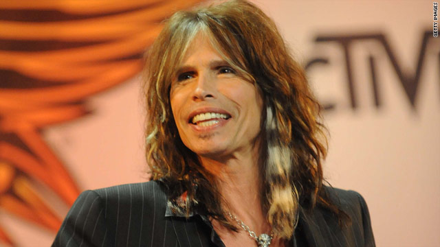 Aerosmith bassist says Tyler's doing 'Idol'