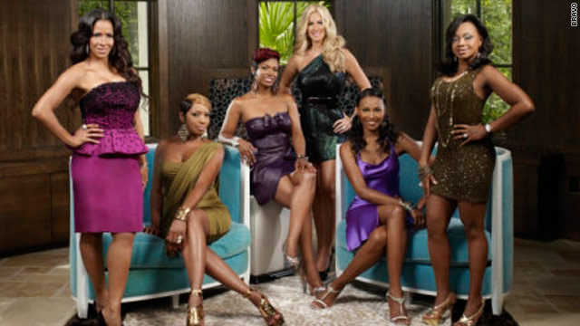 Two new 'Housewives' join Atlanta cast