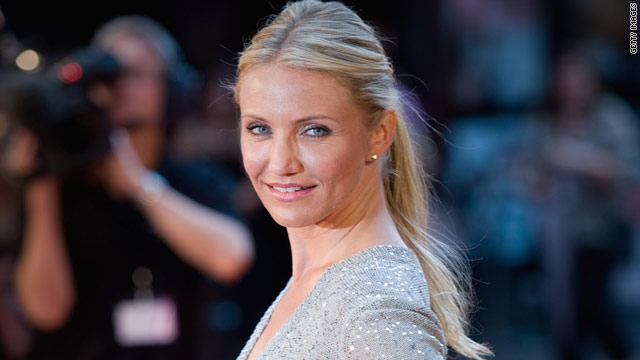 Cameron Diaz: Most dangerous celeb on the Web
