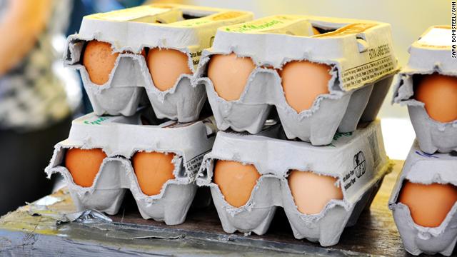 Egg-splained: Free-range, cage-free and organic