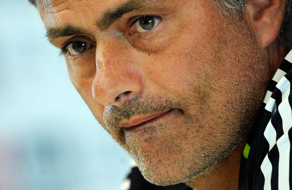 Jose Mourinho will have to wait for the La Liga title according to CNN's Pedro Pinto.