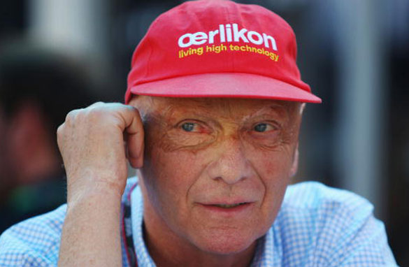Niki Lauda's spat with Ferrari is diverting attention away from a great battle for the F1 championship.