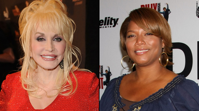 Dolly Parton and Queen Latifah to make 'Joyful Noise'