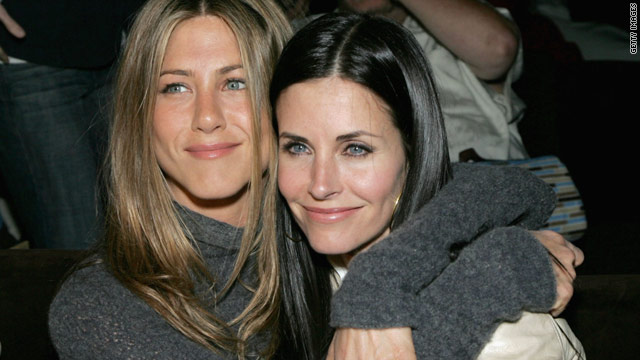 Jennifer Aniston headed to 'Cougar Town'
