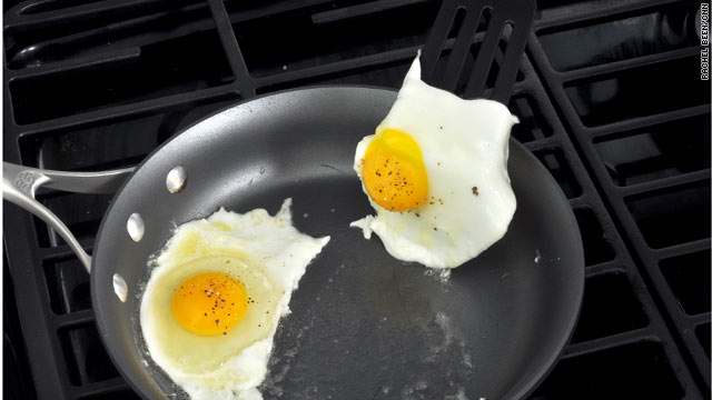 Lunchtime poll – eschewing eggs