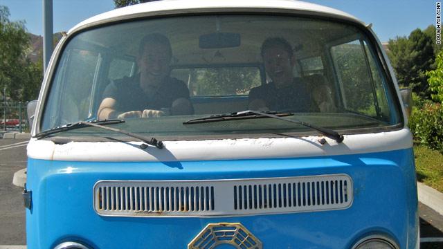 Dharma van brings in the money at 'Lost' auction