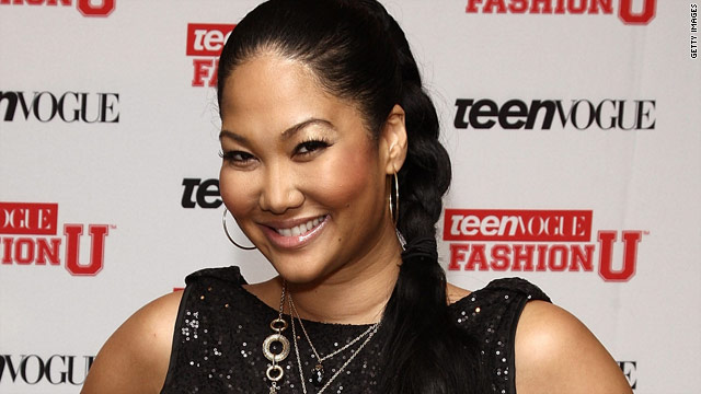 Kimora Lee Simmons parts ways with Baby Phat