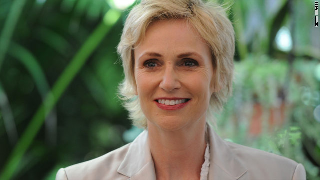 Jane Lynch 'scared to death' of 'SNL' gig