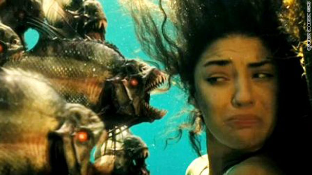 'Piranha 3D' sequel in the works