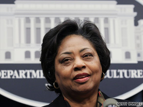Shirley Sherrod told CNN on Wednesday that she does not currently have any other job offers.