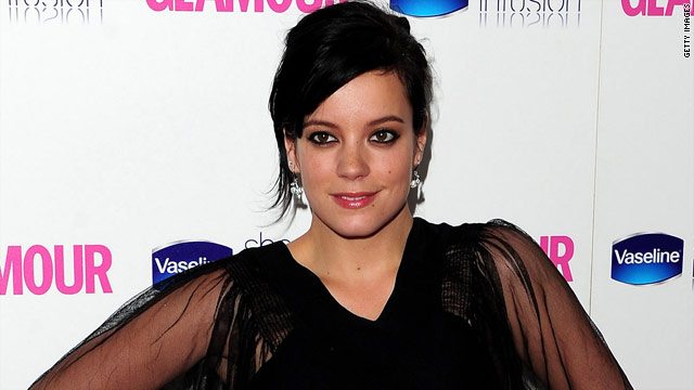 Lily Allen has better things to do than 'X-Factor'