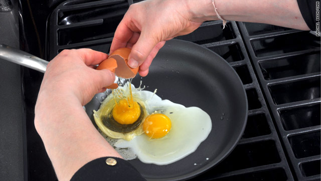 Lunchtime poll – how do you take your eggs?