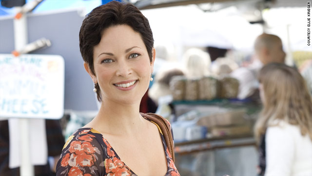 5@5 - Nutritionist, author and TV host Ellie Krieger