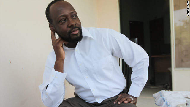 Wyclef Jean speaks on anniversary of Katrina