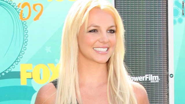 Britney Spears: I'm a big fan of Lady Gaga