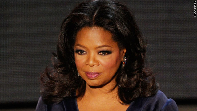 Oprah Winfrey: This show has been my life
