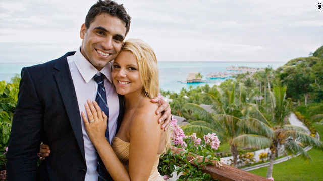 'Bachelorette' star Ali wants to elope