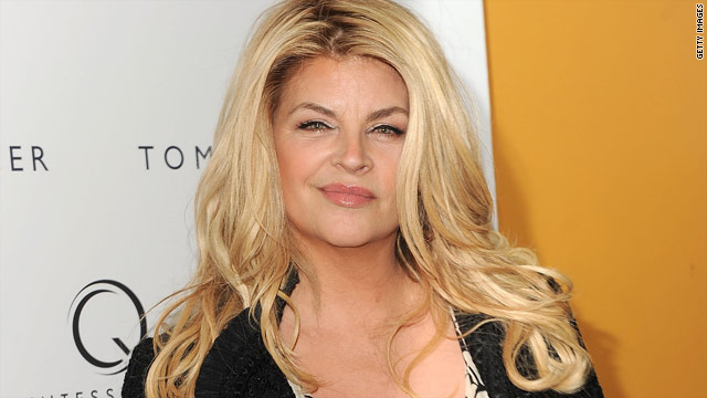 Kirstie Alley 'too chicken' for 'DWTS'