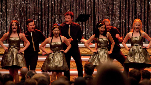 For 'Glee' cast, Emmy night is 'surreal'