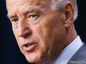 Joe Biden will likely appear with Democratic Senate candidate Chris Coons in Delaware next week.