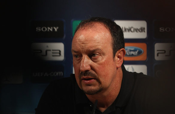 Has Rafa Benitez accepted a poison chalice by taking over at Inter Milan?