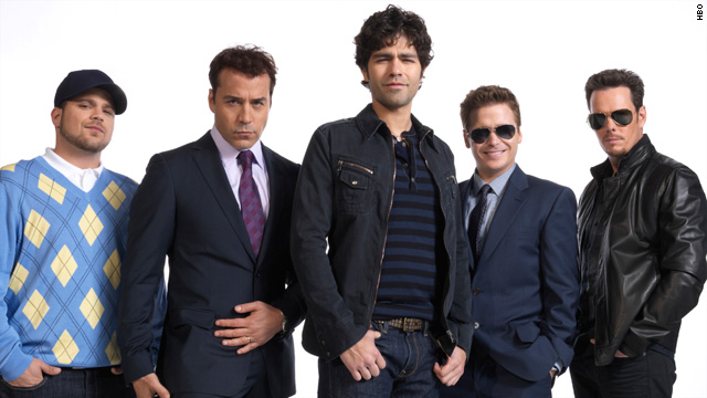'Entourage' hits the jackpot