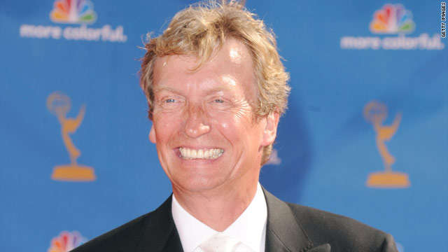 Nigel Lythgoe blames Simon for Ellen leaving 'Idol'