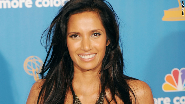 Padma Lakshmi played rough at Emmys