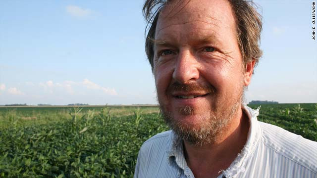 Minnesota farmer battles Gulf 'dead zone'