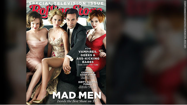 Rolling Stone goes mad for 'Mad Men'