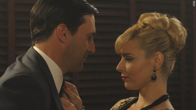 Striving for success on 'Mad Men'