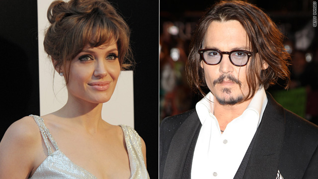 'Tourist' director: Depp and Jolie have 'incredible chemistry'