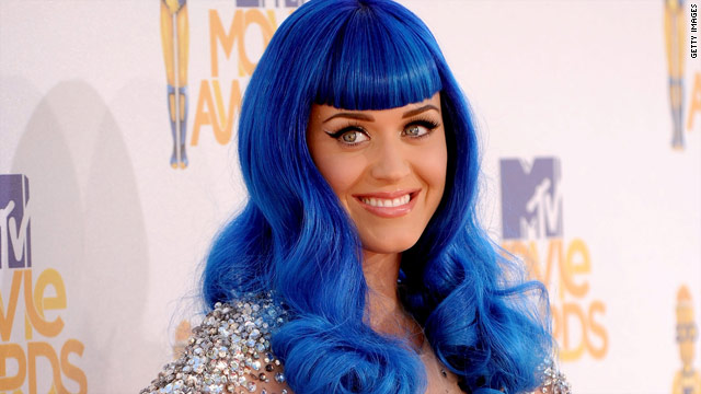 Katy Perry, Fantasia take top spots on Billboard