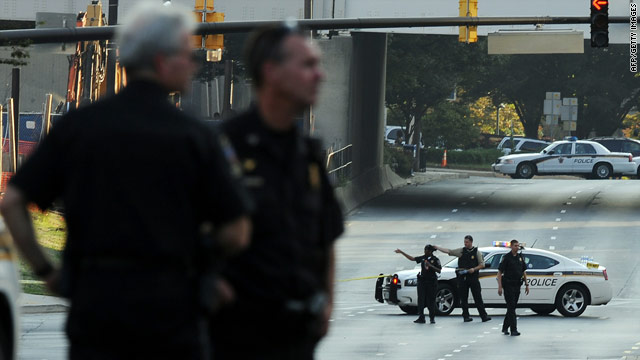 Gunman at Discovery Channel HQ shot dead, hostages rescued
