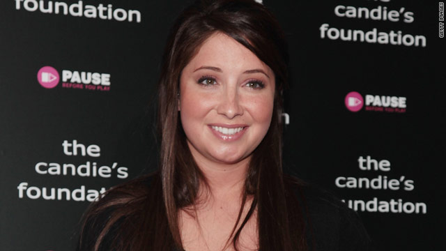 Bristol Palin: 'DWTS' will show my work ethic