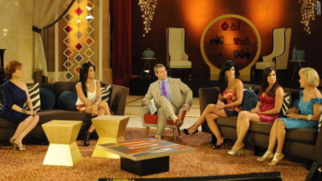 Jersey 'Housewives' reunion gets monster ratings