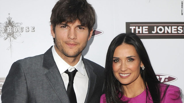 Ashton Kutcher slams mag for cheating story