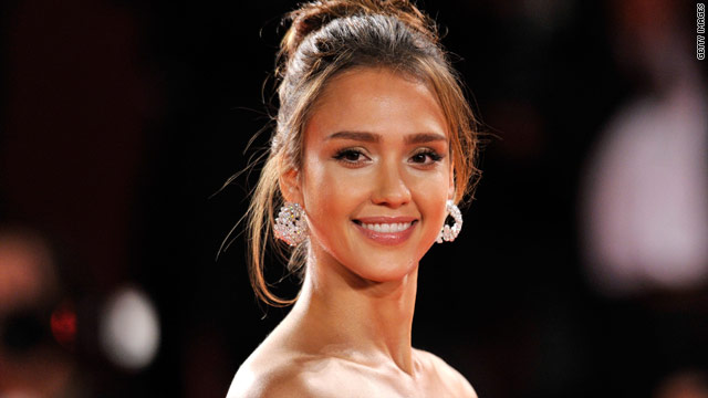 Jessica Alba on playing a Latina in 'Machete'
