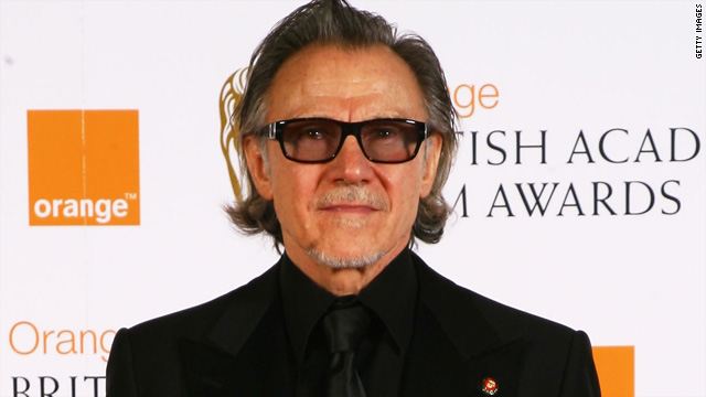 Will Harvey Keitel run The Office?