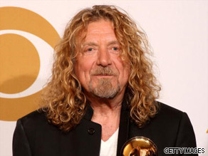 Robert Plant is your Connector of the Day.