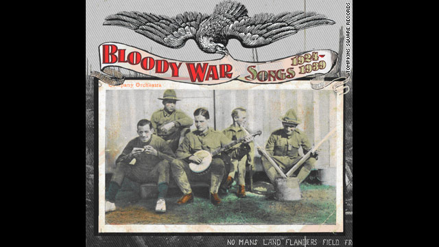 War songs CD will benefit vets of current conflicts